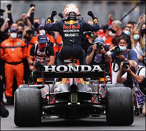 Max Verstappen com triunfo indiscutível no Mónaco
