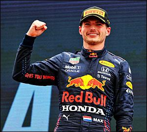 Verstappen conquista vitória estratégica em França