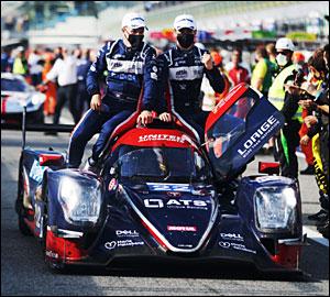 Triunfo brilhante de Filipe Albuquerque em Monza