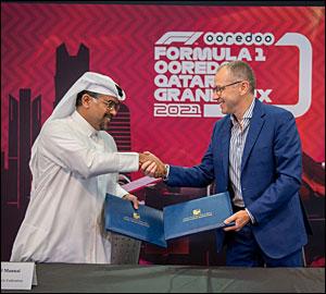 Qatar com acordo de 10 anos para F1